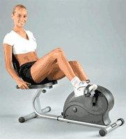 Koolatron Recumbent Bike - Exercise Bike