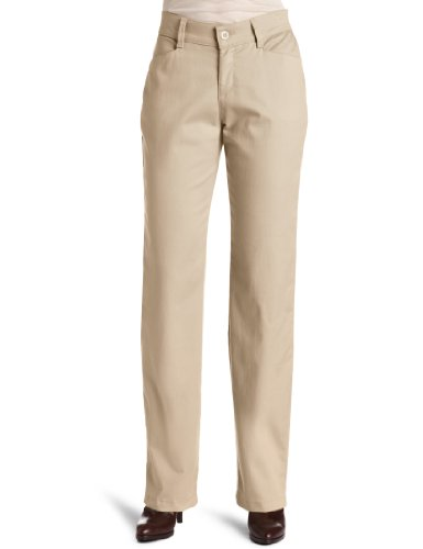 Lee Women's Relaxed Fit Straight-Leg Pant
