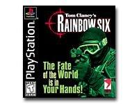 Tom Clancy's Rainbow Six (PSone)