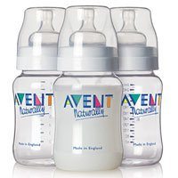 Philips Avent 3 Pack 9Oz Bottles