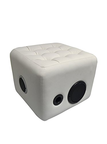 Evergreen Bluetooth Smart Sound Cube Stool