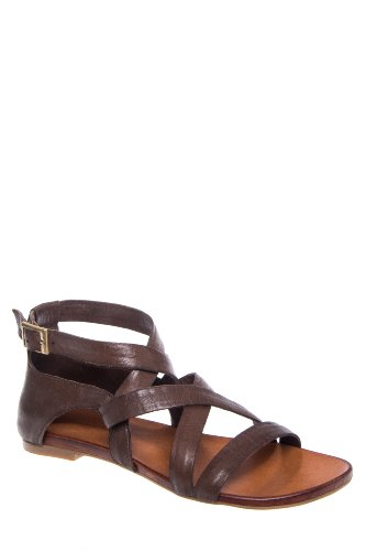 Inuovo Drea Flat Ankle Strap Sandal