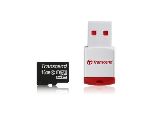 Transcend TS16GUSDHC10-P3 Class