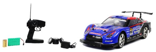 1:14 Electric Speed Iii Nissan Skyline Gt-R Rtr Rc Drift Car Remote Control Rechargeable