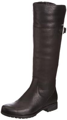 Rockport Womens Tristina Panel Boots V75550 Black 3 UK, 36 EU