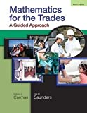 img - for Mathematics for the Trades: A Guided Approach 9th (nineth) edition book / textbook / text book