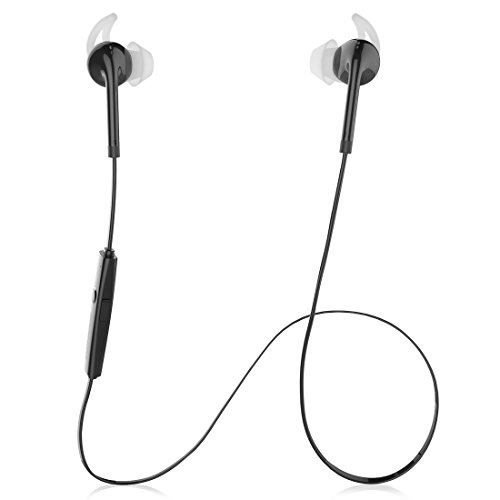 Bluedio Energy S3 Sports Bluetooth Wireless Sweatproof Earbuds Headset Headphone Black