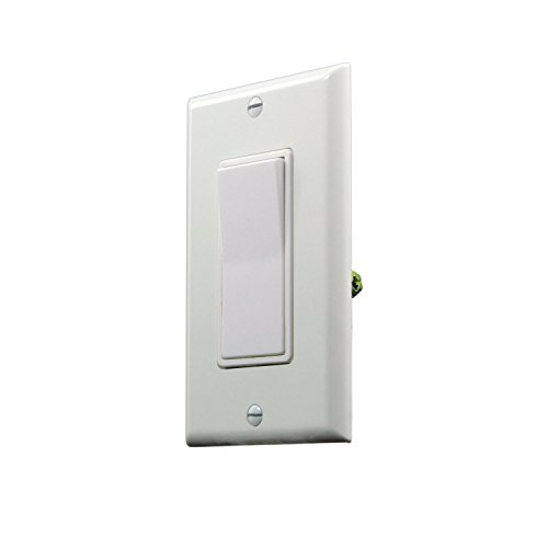 Skytech WS Wired Wall Mounted On/Off Fireplace Control (Gas Log Switch compare prices)