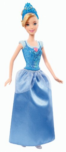 Disney Princess Sparkling Princess Cinderella Doll