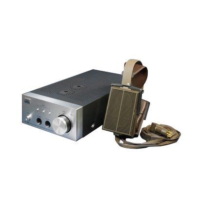 スタックス コンデンサー式イヤースピーカーシステムSTAX SRS-4170 SRS-4170