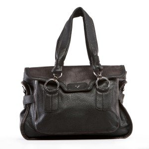 Bulchee All Day Shoulder Bag - Black (BLU 947)