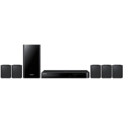 Best Prices! Samsung HT-H4500 5.1 Channel 500 Watt 3D Blu-Ray Home Theater System