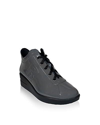 Ruco Line Sneaker Zeppa 200 Vernice S
