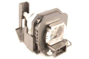 Panasonic PT-AX100U projector lamp replacement bulb with housing - high quality replacement lamp
