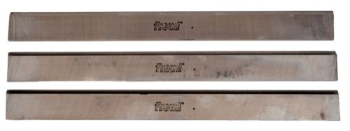 Freud C460 8-Inch x 3/4-Inch x 1/8-Inch Jointer Knives - 3-Piece Set