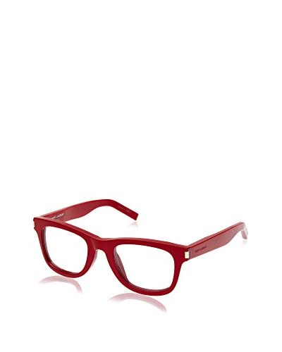 Yves Saint Laurent Montatura SL 50 48 (48 mm) Rosso Scuro