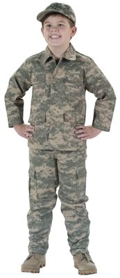 Childrens Army Clothing back-1031549