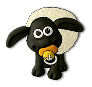 "3D Kühlschrankmagnet - Shaun das Schaf - ""Timmy"""