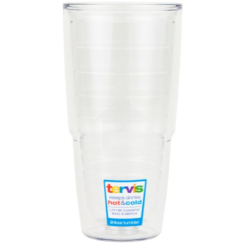 Tervis 24 Oz. Big T Clear Tumbler