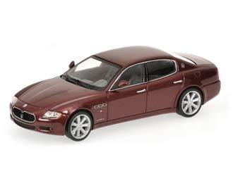 Maserati Quattroporte S (2009) Diecast Model Car