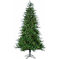 Sterling/Palm Tree 6256-75C 7.5' Pre-Lit Artificial Tree