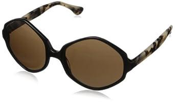 Amazon.com: Isaac Mizrahi Sunglasses 1 11 Oversized ...