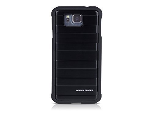 Body Glove Rise Series Case for Samsung Galaxy Alpha - Retail Packaging - Black (Samsung Alpha Case Custom compare prices)