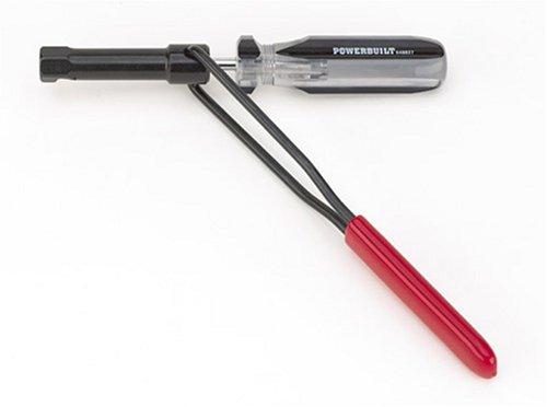 Alltrade 648827 10mm 7-1/2-Inch Jam Nut Valve Adjustment Tool