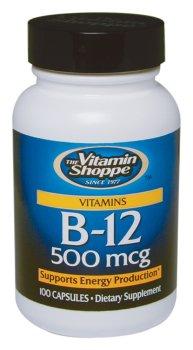 Vitamin Shoppe B12