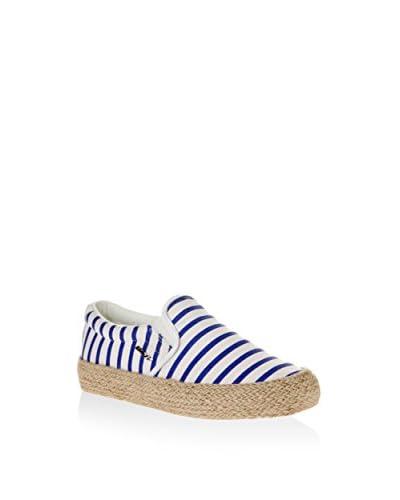 DKNY Slip-On weiß/blau