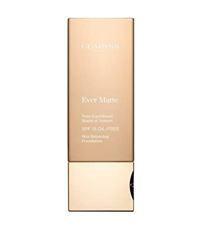 CLARINS Base De Maquillaje Líquido Ever Matte N°114 15 SPF 30.0 ml