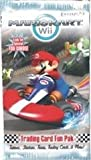 Top 10 Wii Games:  Wii Mario Kart Trading Card Fun Packs Box (24 Packs)