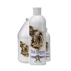 #1 All Systems Pure White Lightening shampoo-16 oz