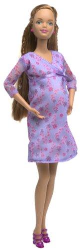 Hot Barbie - Happy Family Midge