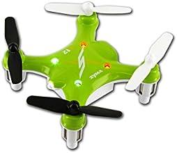 Syma X12 Nano 6-Axis Gyro 4CH RC Quadcopter (GREEN)