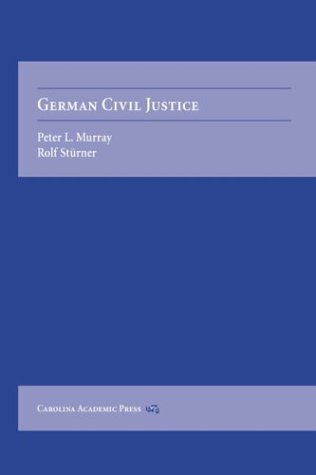 German Civil Justice