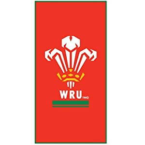 Wales Rugby Beach Towel Amazon Co Uk Sports Amp Outdoors