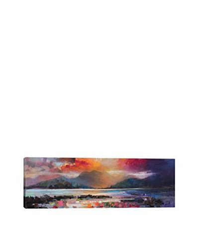 Scott Naismith View Armadale Gallery-Wrapped Canvas Print
