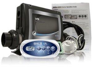 Balboa Vs501 Retrofit Kit - Spa Heater With Cables, Light, Vl200 Led Controller