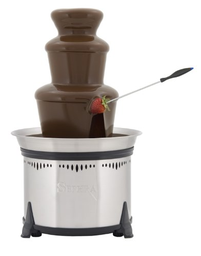 Sephra Classic 18 Inch Home Fondue Fountain