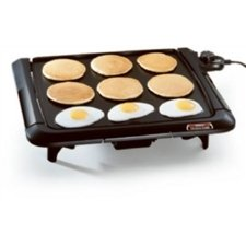 National Presto 07045 Presto Cool Touch Tilt'Ndrain Griddle