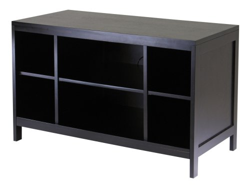 Cheap Winsome Wood Hailey Large TV Stand (B001U8865M)