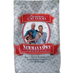 Image of Newman's Own Organics Adult Formula Dry Cat Food