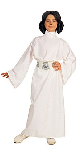 Star Wars Princess Leia Deluxe Child Costume
