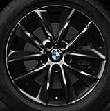 Original BMW Alufelge X4 F26 V-Speiche 307 schwarz in 18