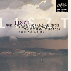 Liszt: Piano Sonata in B minor; Paganini Etudes; Hungarian Rhapsody No. 13; Transcendental Etude No. 10