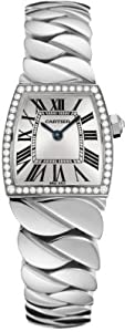 Cartier La Dona Ladies Gold Watch We60040H