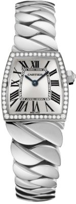 Cartier La Dona Ladies Gold Watch We60040H