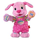 Fisher Price Laugh N Learn Pink Dance N Play Puppy