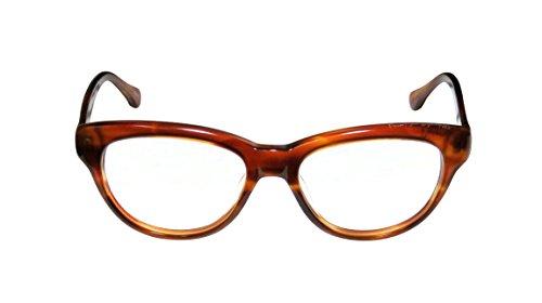 [Elizabeth and James Women's Newbury Brown Frame Glasses - 51mm width lens] (Cheap Indiana Jones Costumes)
